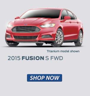 2015 Ford Fusion S FWD - Ford Employee Pricing Is Back