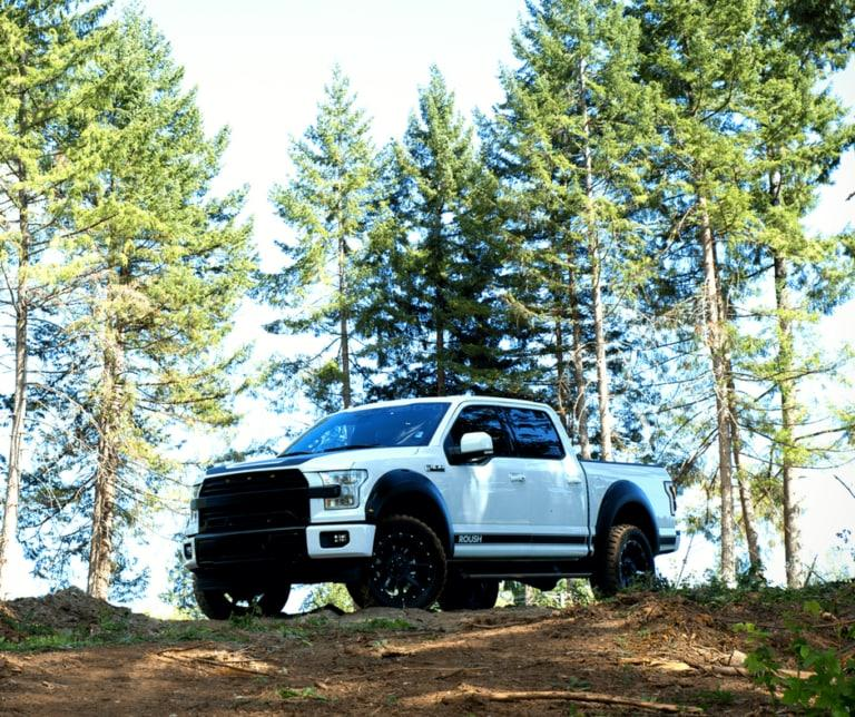 ROUSH F-150 from Island Ford
